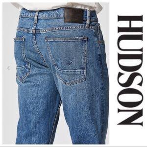 💕SALE💕 Hudson Men's Buckley Premium Denim Jeans